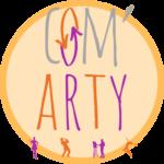 Logo Com'Arty rond